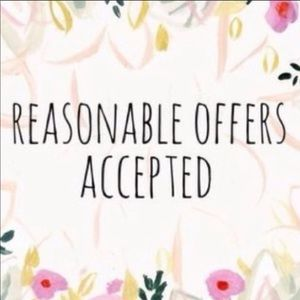 Other - Make me an offer! 😉
